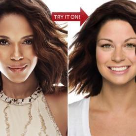 Best 25+ Virtual makeover ideas on Pinterest | Hair makeover app ...