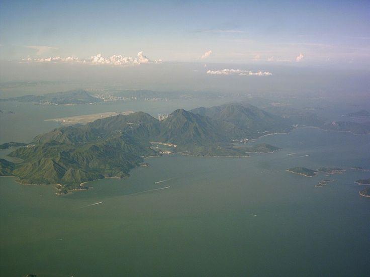 Incredible Lantau Island Offers Many Tourist Attractions : Lantau Island Full Top View
