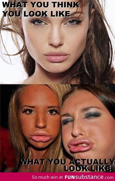 Stop the duck face.... Ban The Duck Face!!!!!! And, just as important, stop the spray tanning...orange is not the new tan!!!!