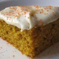 Paul's Pumpkin Bars | YUM | Pinterest