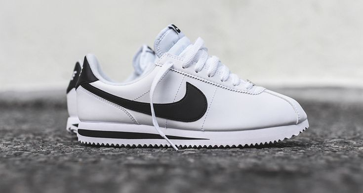 Keep It OG With The Nike Cortez White/Black