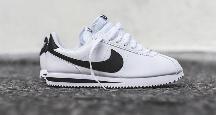 Keep It OG With The Nike Cortez White/Black