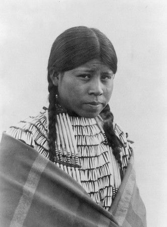 Beautiful Warrior Girl Killing Men | Cheyenne Indians: American Indian Pictures