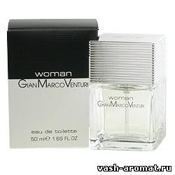 Woman w 50ml edt - парфюмерия Gian Marco Venturi #GianMarcoVenturi #parfum #perfume #parfuminRussia #vasharomatru