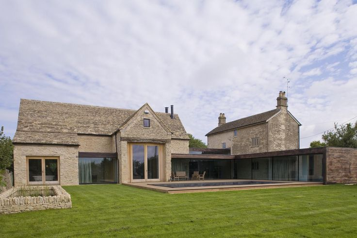 modern country house oxfordshire 6