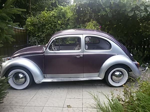 VW 1200 KAFER - 1961