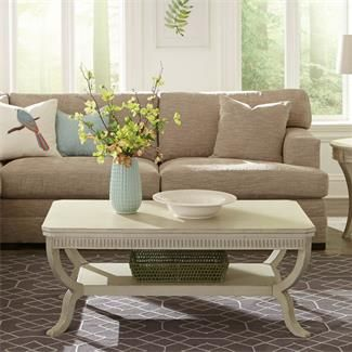 Riverside 10202 Huntleigh Rectangle Coffee Table Discount Furniture At  Hickory Park Furniture Galleries