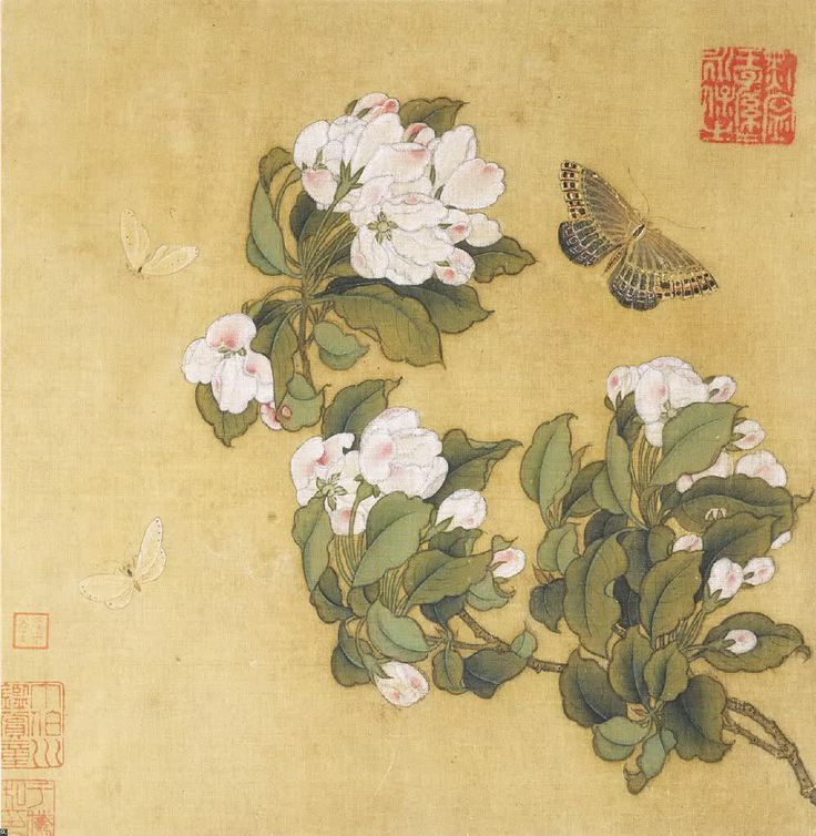 Chinese painting from the Song dynasty (960-1279)