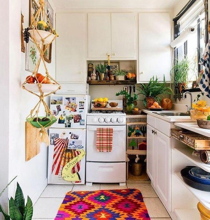 Bohemian Style Kitchens Design Ideas # ...