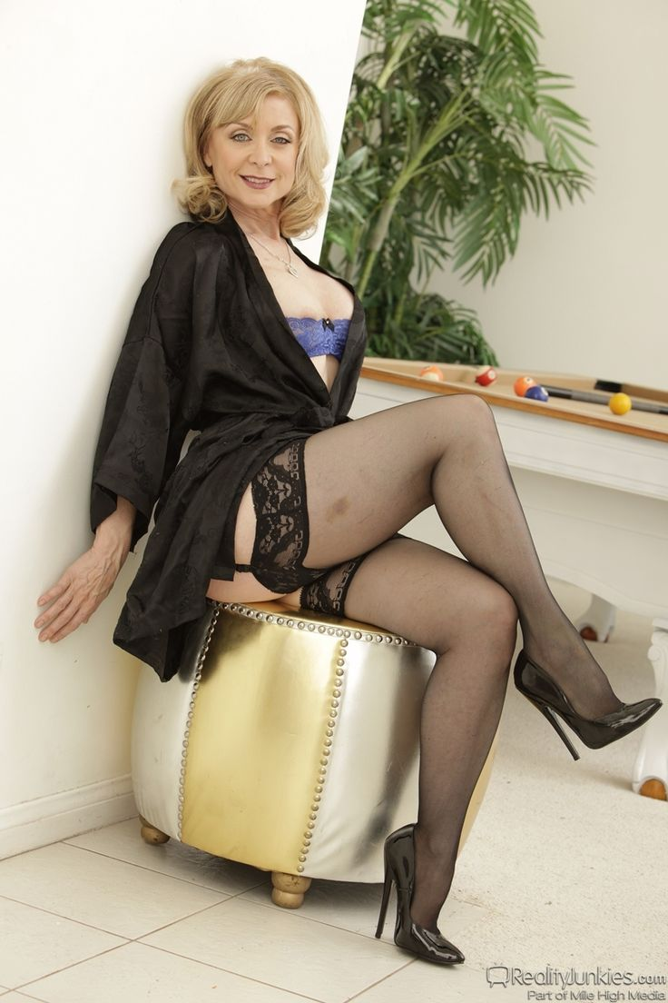 Nina hartley nylon