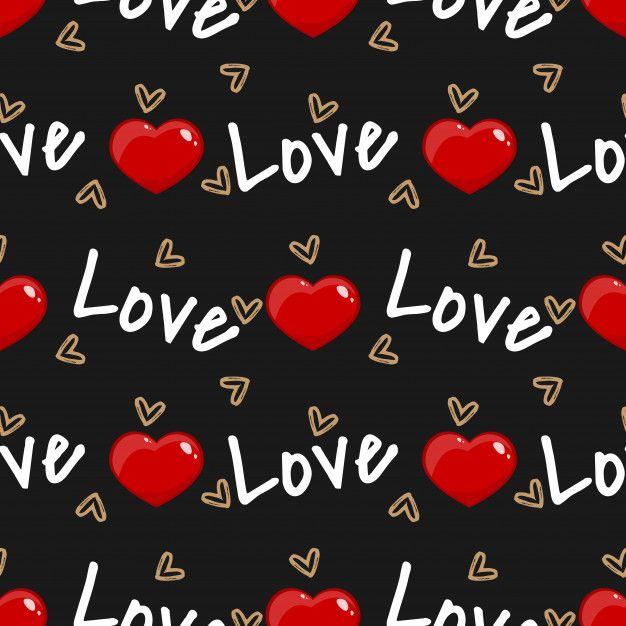 Dia Dos Namorados Sem Costura Padrao Scrapbook Printables Free Valentines Wallpaper Digital Scrapbook Paper Clay love wallpaper image on paper