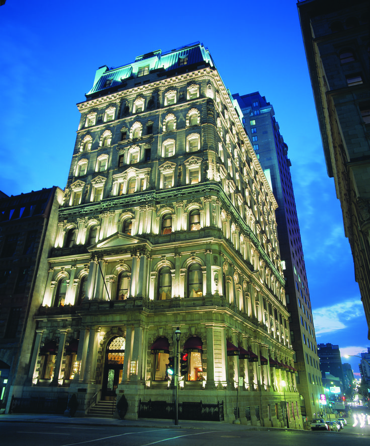 List Of The Best Luxury Hotels In Montreal Canada