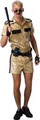 Reno 911 Lt. Dangle Deluxe Adult Costume.