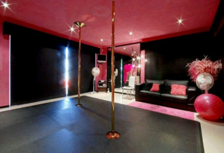 Someday, my house will have a stripper pole, lol.