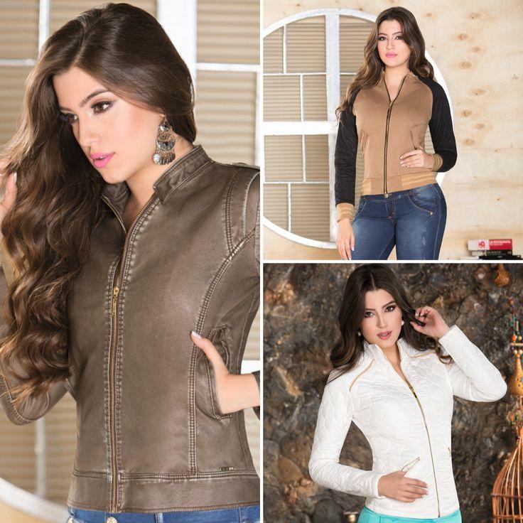 Las mejores prendas y chaquetas de moda que te abrigan en tus días fríos #ChaquetasTyt #YoVistoTyt