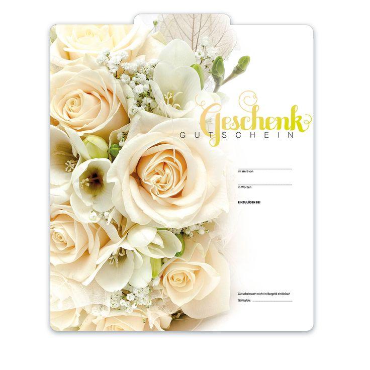 Bestell-Nr. BL253, Multicolor-Geschenkgutscheine für alle Branchen und Anlässe!
