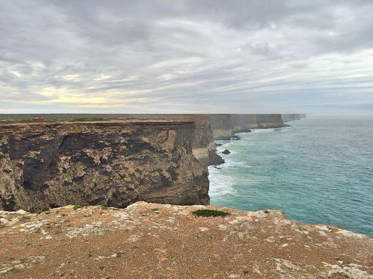 Bunda Cliffs, Great Australian Bight SA