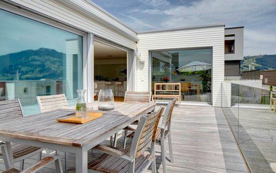 1000 images about minergie on pinterest architecture - Belle maison valencia tucson fratantoni design ...