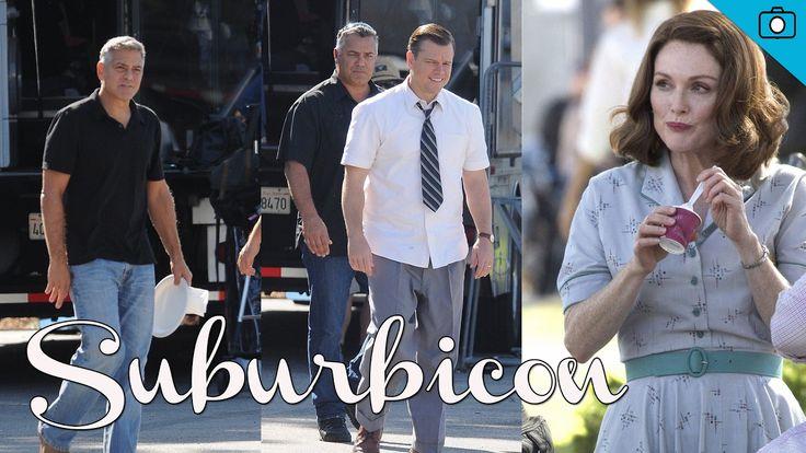 Venice Film Full M O V I E: 'Suburbicon' 2017   PINTEREST