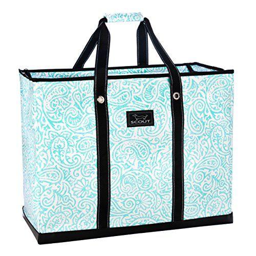 Trending Top-Handle Bags SCOUT 4 Boys Bag Jumbo Tote Bag, Seaglass