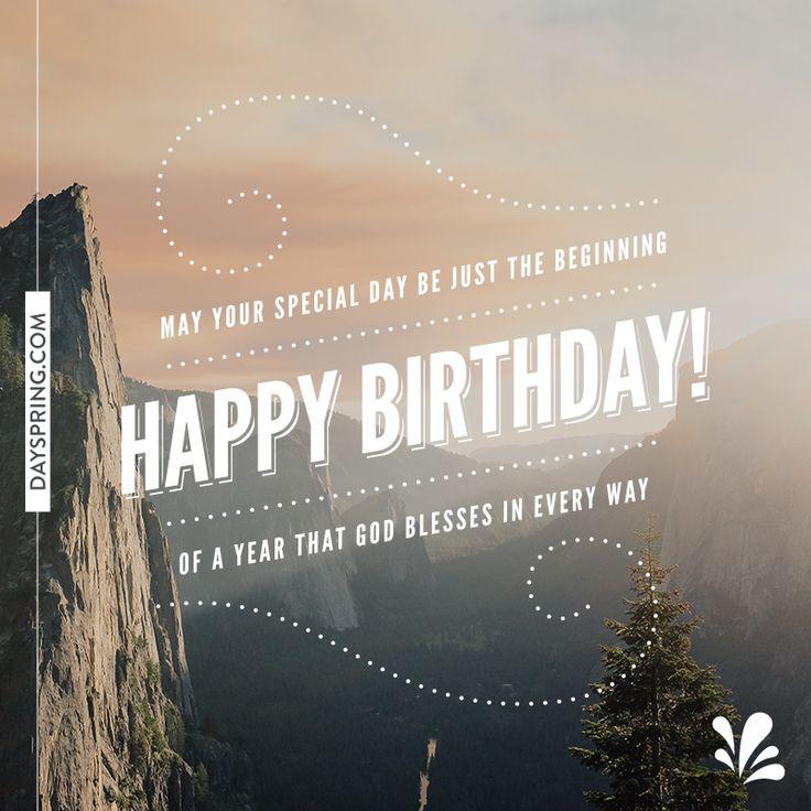 Ecards | Birthday messages, Christian birthday wishes ... Christian Happy Birthday Wishes For Men