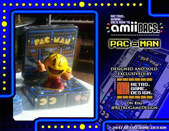 Super Smash Bros Pac-Man AmiiBac