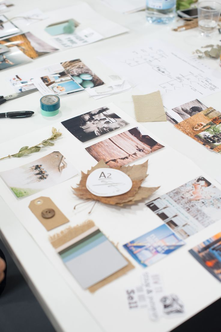 The September Mood Board Workshop- A review - Eclectic Trends