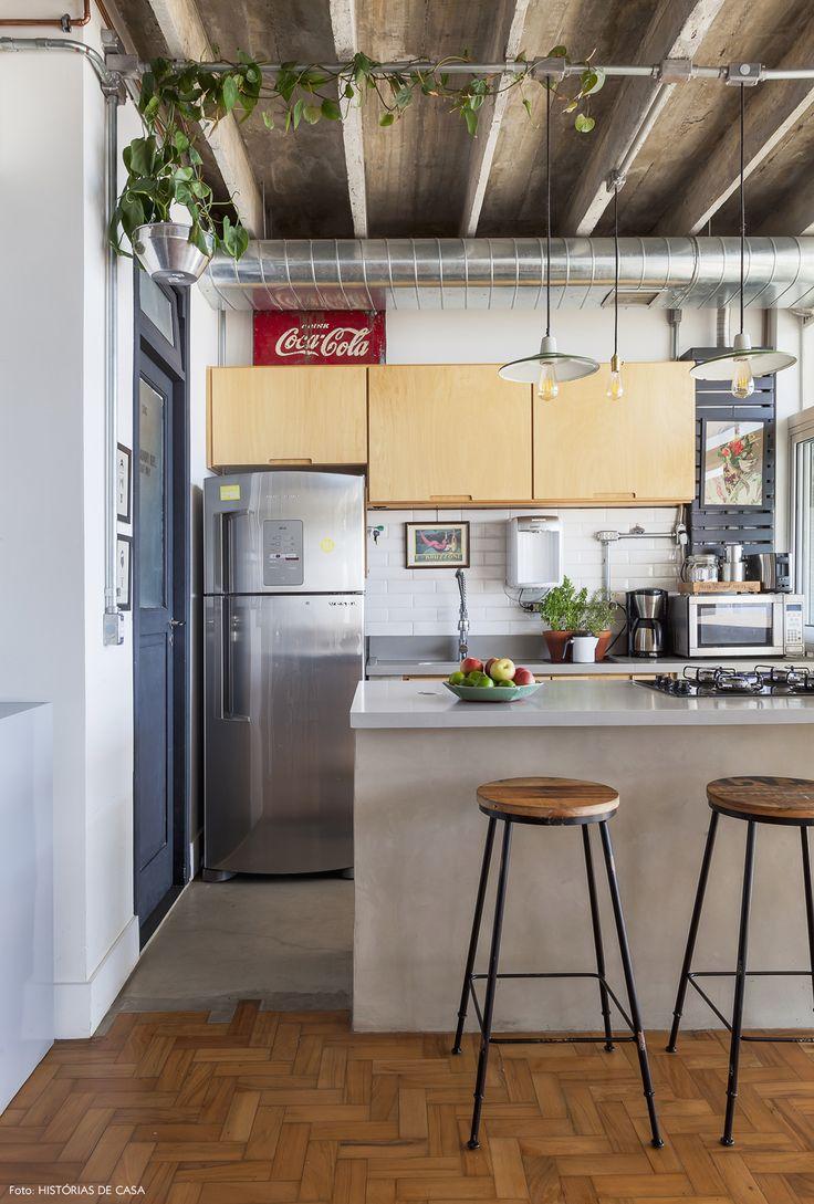No Alto Do Copan Com Imagens Cozinha Americana Simples