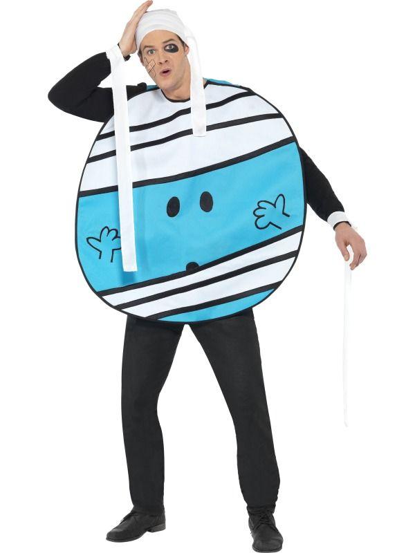 Mr Bump Costume
