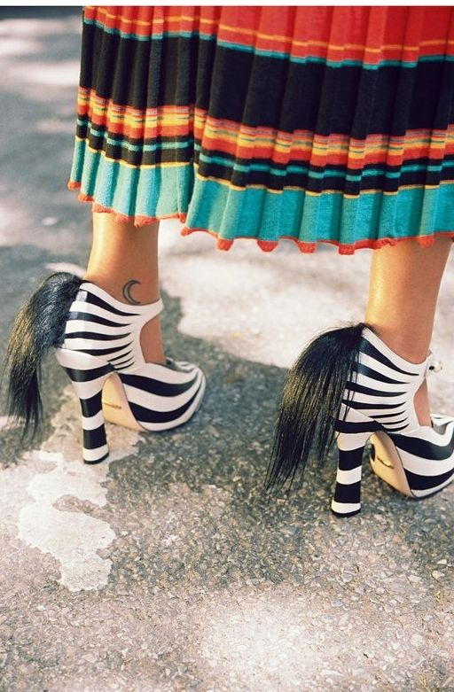 Street Style: 100 ways to wear Gucci.