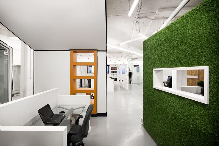 Офис в деревенском стиле :: Архилента