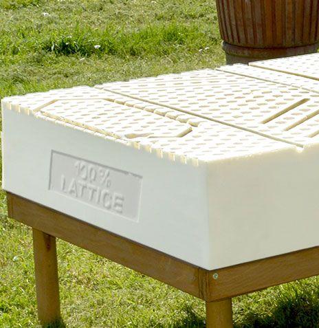 MAterasso in lattice a zone differenziate