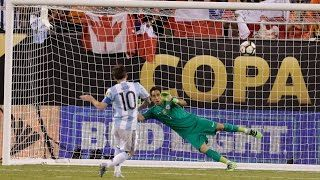 Final copa America 2016 Argentina vs Chile 2:4 Senin 27.06.2016  Watch Full Resolution ver: https://youtu.be/C6ceW-Z46Gg | Hit Like & Subscribe our Channel (Live Match Update!)  Tag:  Penalty Kick Argentina vs Chile  Penalti Argentina vs Chile  Chile vs Argentina 4:2  Messi gagal penalti final copa 2016  Final Copa America 2016  Cuplikan penalti argentina vs chile