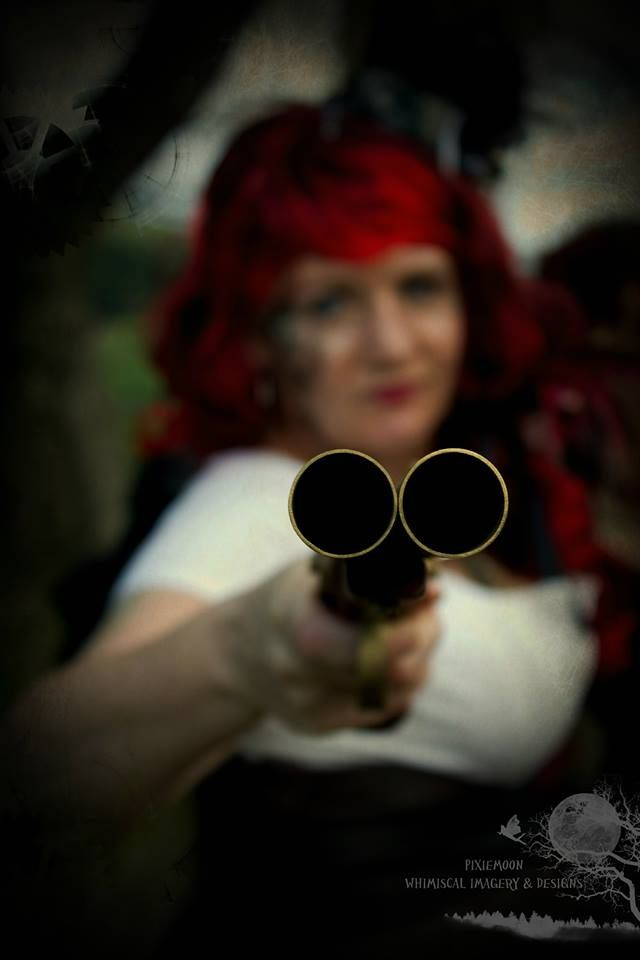 Mrs Soloway, steampunk sheriff, #weaponsofbrassdestruction, Hanley Soloway Sutlers, photo by PixieMoon