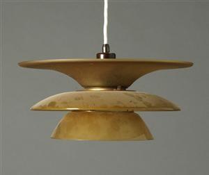Poul Henningsen. Four-Shade pendant lamp