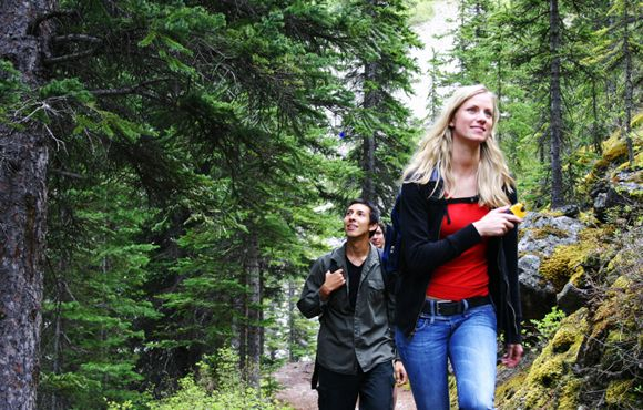 Geocoaching Adventure