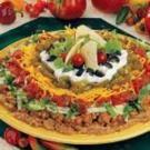 Mexican Fiesta Dip