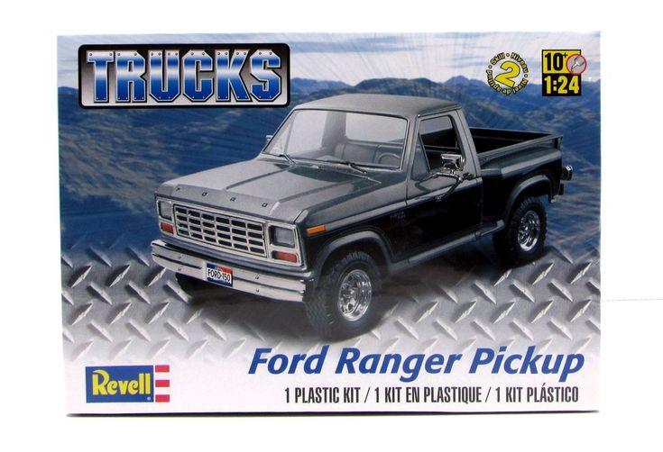 1979 Ford Ranger Pickup Revell 85-4360 1/24 New Truck Model Kit - Shore Line Hobby