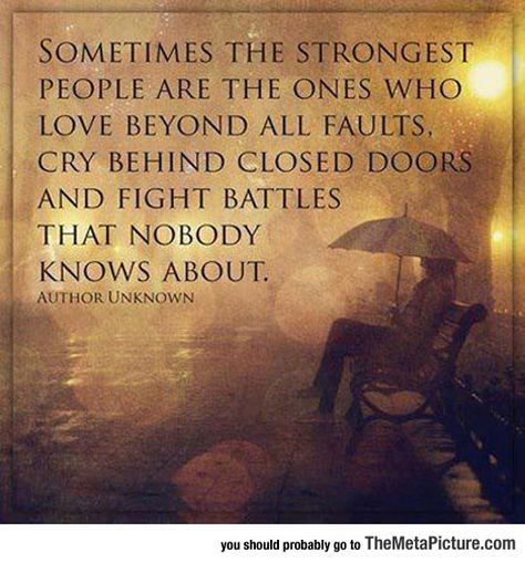 Strong People | TheMetaPicture.com
