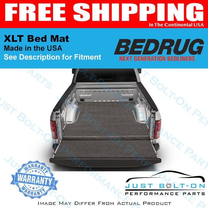 Details About Bedrug Xlt Bedmat Spray In No Bed Liner Fits 2007