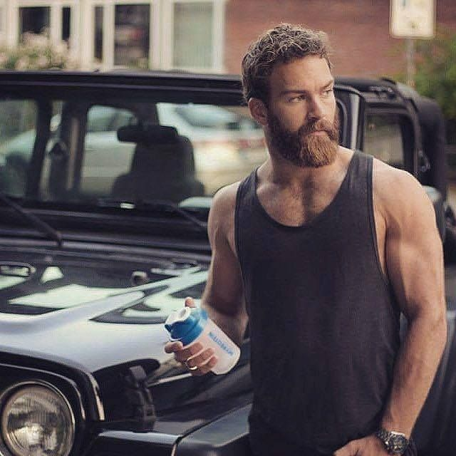 770 Best Handsome Beards Images On Pinterest Men Fashion