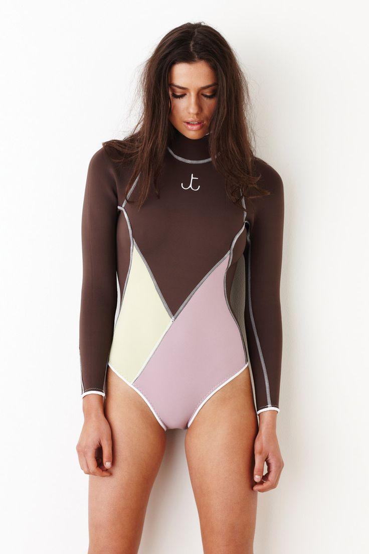 long sleeve 2mm neoprene suit