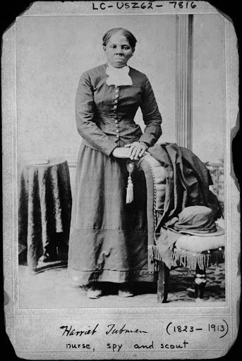 Learn all about Harriet Tubman in this online exhibit.