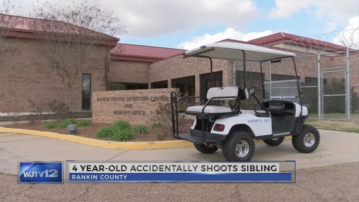 4-year-old accidentally shoots 14-month-old sibling in Rankin County