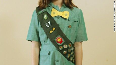 Transgender girls are welcome in the Girl Scouts USA, a stance that has attracted controversy from some conservative Christian groups over the past week.