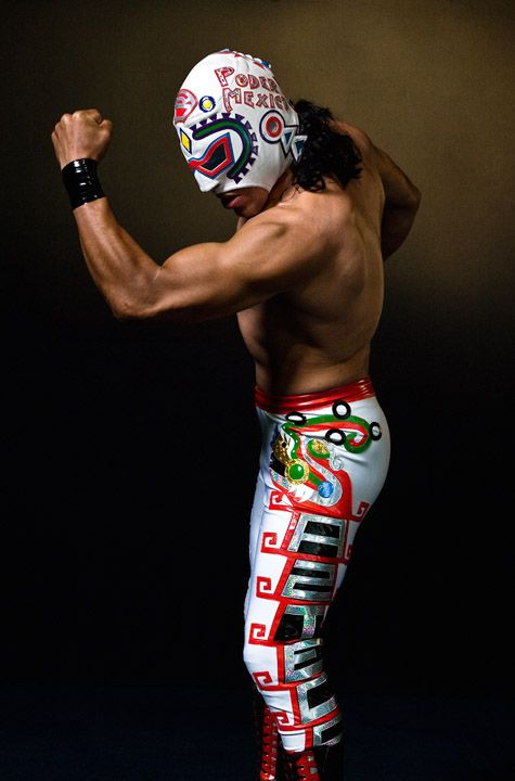 luchador portraits - Google Search