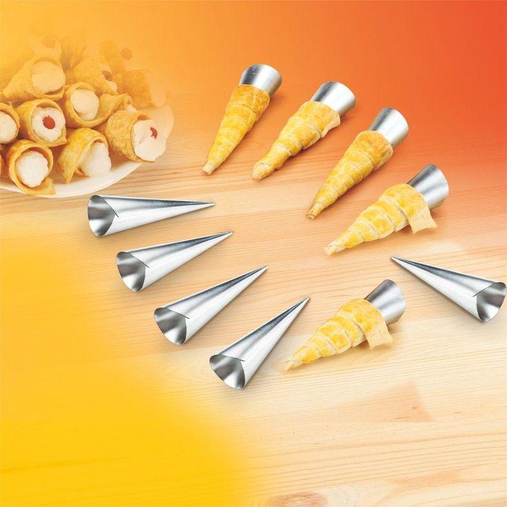 Набор форм для приготовления рожков