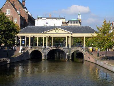 Shoppen in Leiden