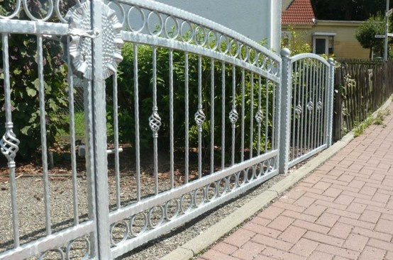 19 best zaun impressionen images on pinterest fence. Black Bedroom Furniture Sets. Home Design Ideas