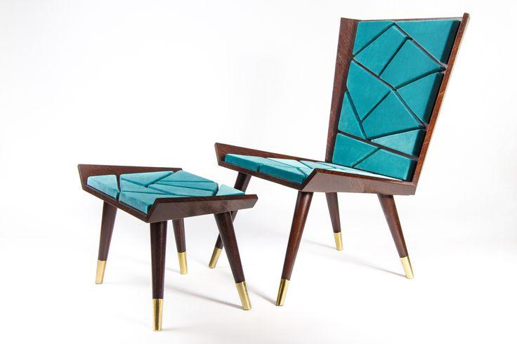 #Blast #MV #MariaVIlhena #Blue #Lines #Interiordesign #Furniture #Chair